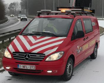 Leuvense Sleepdienst - routeservice